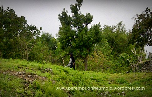 Menyusuri jejak yang tertinggal di Benteng Inong Balee