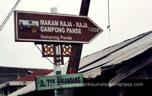 gampong pande