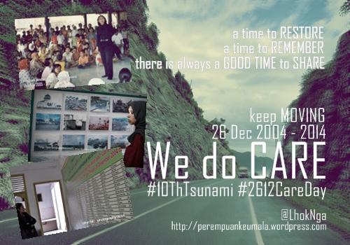 10 tahun tsunami, aceh bangkit, i love aceh