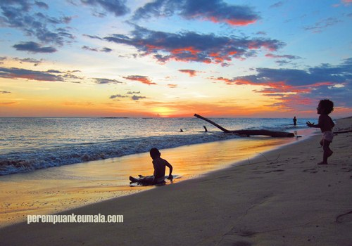 kuala cut, pantai indah di aceh, tempat surfing di aceh, laksamana malahayati, jejak sejarah aceh